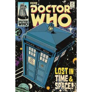 Plagát, Obraz - Doctor Who - Lost in Time & Space, (61 x 91,5 cm)