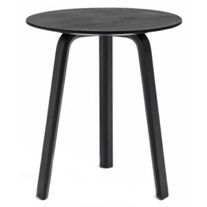HAY Stolík Bella Coffee Table Ø45x49, black