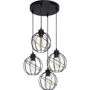 TK Lighting ORBITA BLACK 1628
