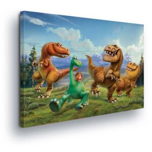 GLIX Obraz na plátne - Disney Good Dinosaur Movie II 60x40 cm