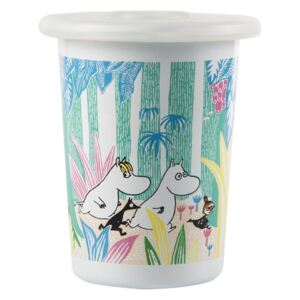 Hrnček s viečkom Moomin In the jungle 0,5l Muurla