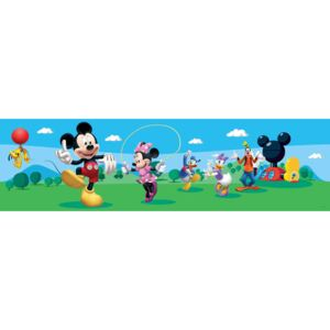 AG Design Disney Mickey Mouse - samolepiaci bordura