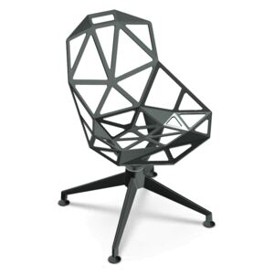 MAGIS - Stolička CHAIR ONE 4star - šedozelená