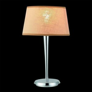 Luxera COMBO 1xE27/60W, BEIGE, TABLE 18051