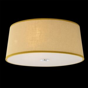 Luxera COMBO 3xE27/60W, BEIGE/FROSTED