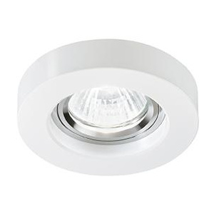IDEAL LUX BLUES ROUND BIANCO