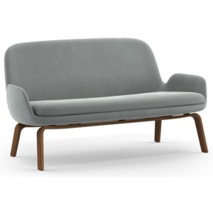Normann Copenhagen Pohovka Era City Velvet, walnut