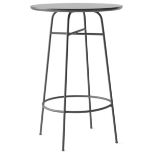 Menu Stolek Afteroom Bar Table, black