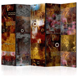 Paraván - Painted Abstraction II [Room Dividers] 225x172 7-10 dní