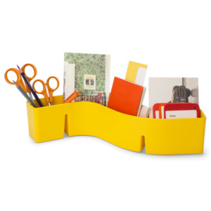 Vitra Organizér S-Tidy, yellow