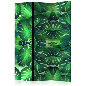 Paraván - Tropical Leaves [Room Dividers] 135x172