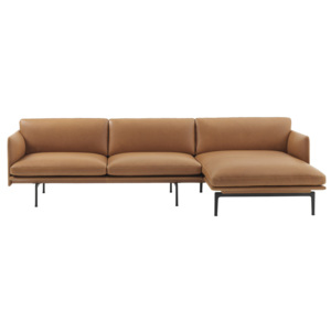 Muuto Pohovka Outline Chaise Longue