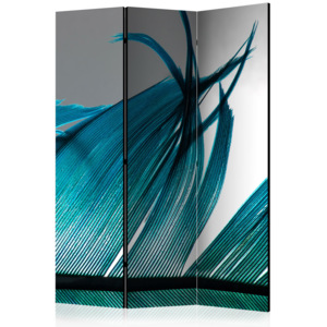 Paraván - Turquoise Feather [Room Dividers] 135x172 7-10 dní
