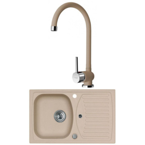 ALVEUS set W20 - Record 30 + AM 80, beige