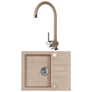 ALVEUS Set W5 - Rock 30 + AM 80, beige