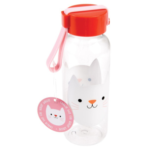 Fľaša na vodu Rex London Cookie The Cat, 340 ml