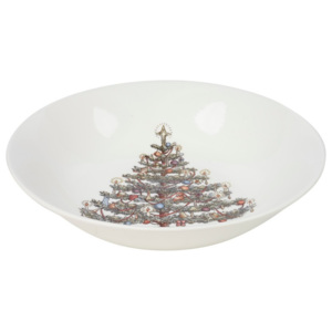 Miska Churchill China Christmas Tree, ⌀ 22 cm