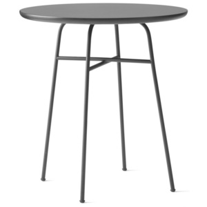 Menu Stolek Afteroom Café Table, black