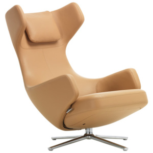 Vitra Kreslo Grand Repos, leather