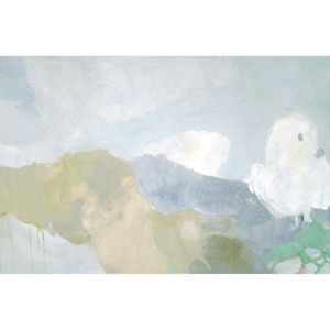 WHERE THE CLOUDS CLIMB - ORIGINÁL – 155 x 100 cm