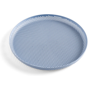 HAY Tácka Perforated Tray M, light blue