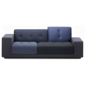 Vitra Pohovka Polder Compact, night blue