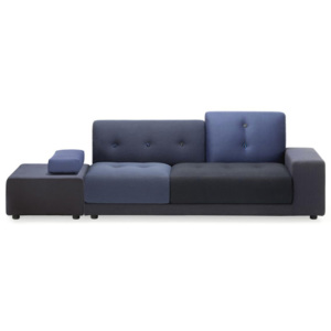 Vitra Pohovka Polder Sofa, night blue