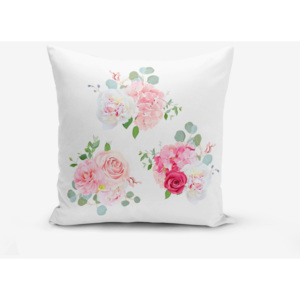 Obliečka na vankúš Minimalist Cushion Covers Flower, 45 × 45 cm