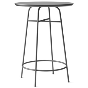 Menu Stolek Afteroom Counter Table, black