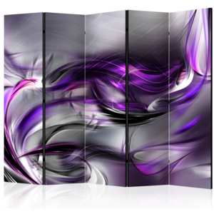 Paraván - Purple Swirls II [Room Dividers] 225x172 7-10 dní