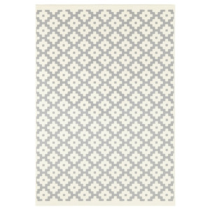 Hanse Home Collection koberce Kusový koberec Celebration 103449 Lattice Grey - 120x170 cm