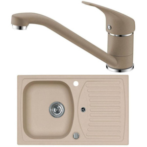ALVEUS Set W19 - Record 30 + AM 30, beige