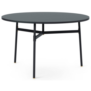 Normann Copenhagen Stôl Union Ø120, black